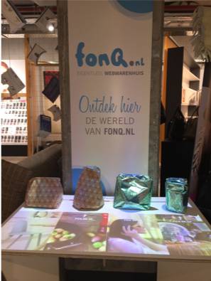 Fonq projectie van informatie