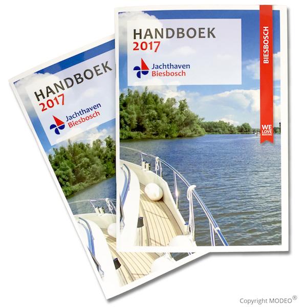 Coverfoto handboek MODEO