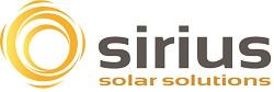 sirius solar Roden logo