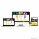 Website ontwerp voor My-W Creations door MODEO